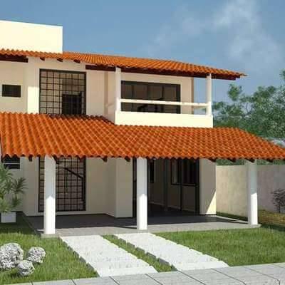 edicula sobrado residencial