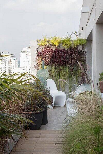 jardim suspenso varanda cimento queimado eliane mesquita 73971