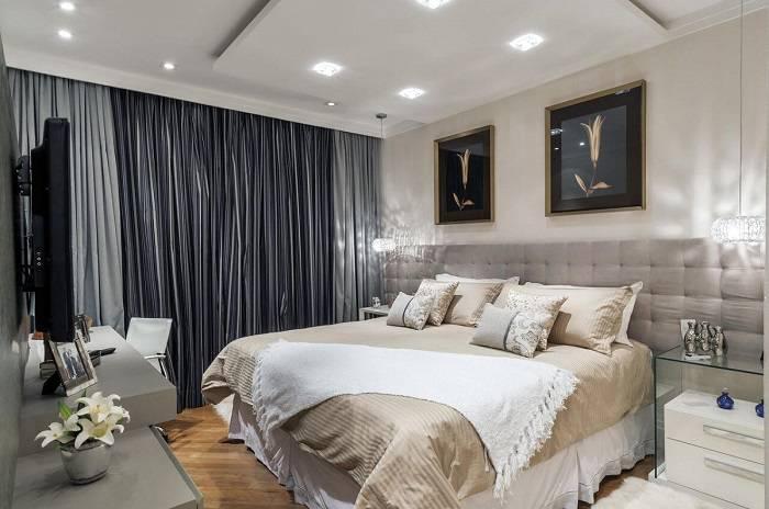 lampadas de led quarto de casal com pendentes manoela lust 36673