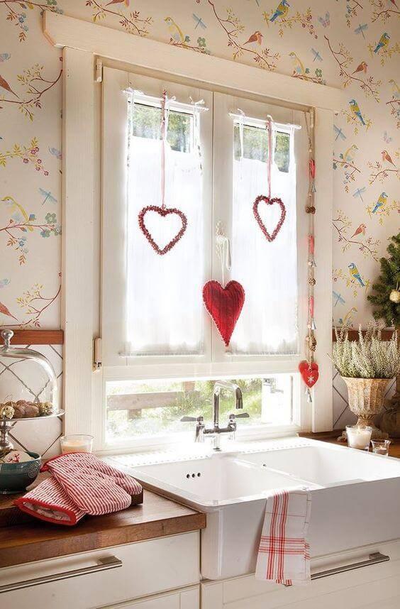 papel de parede para cozinha passaros coloridos