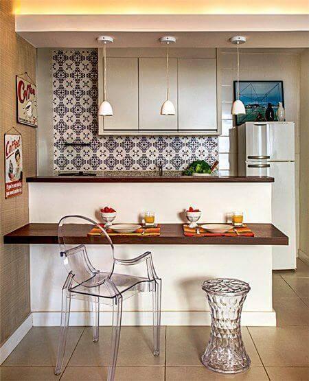 papel de parede para cozinha pequena estampa portuguesa
