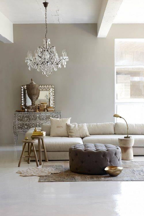 resina epoxi branca sala de estar