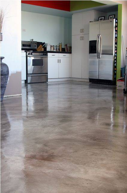 resina epoxi cinza cozinha