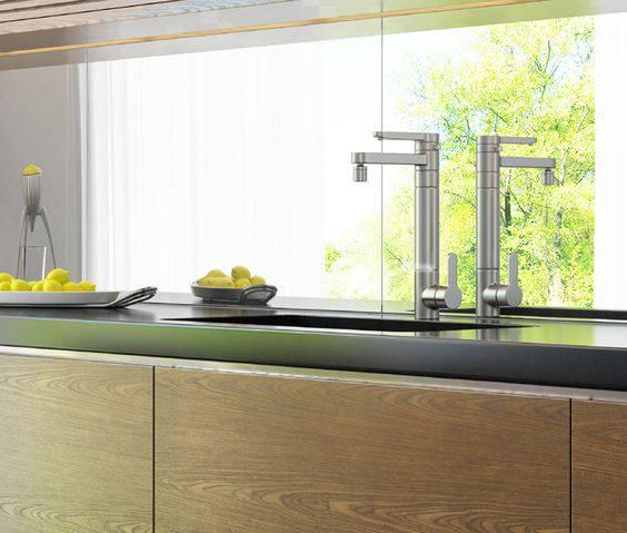 torneiras para cozinha alta com filtro