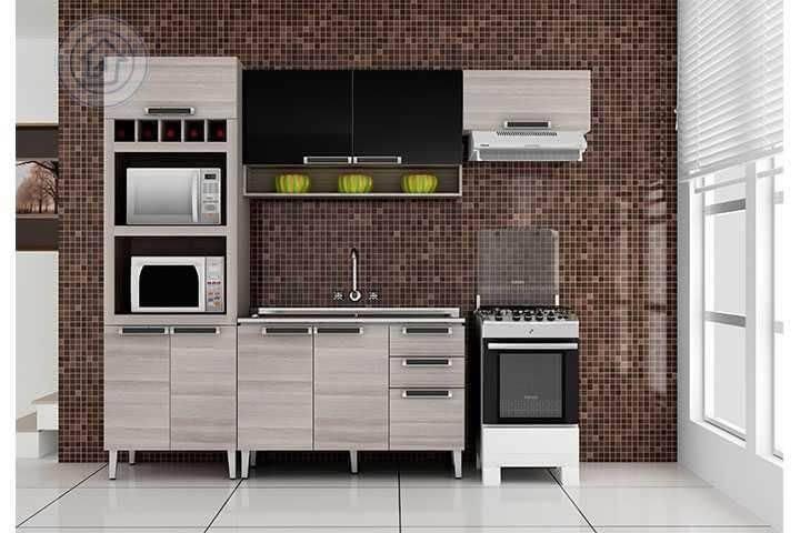 Melhores Marcas de Fogão cozinha simples madeira madeira-98638
