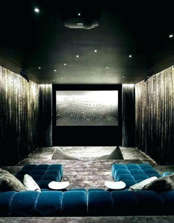 A tela é a parte mais importante do cinema em casa