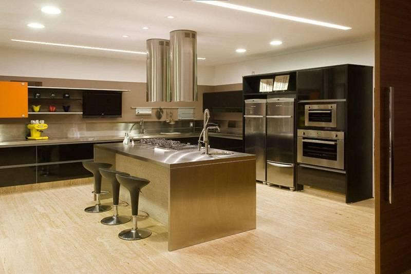 planned kitchen lighting ney lima-24903