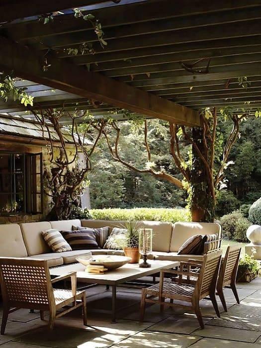 moveis para jardim com mesa e cadeiras