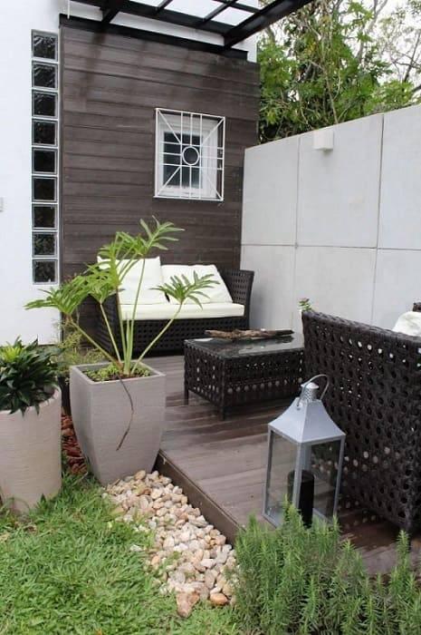 moveis para jardim deck e sofa pequeno rico mendonca 77995