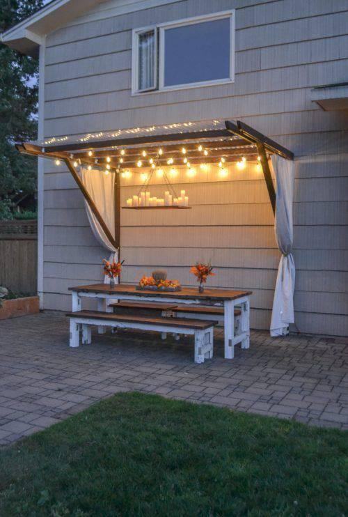 moveis para jardim mesa com bancos de madeira