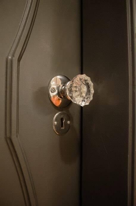 reforma de apartamento decada de 60 detalhe porta