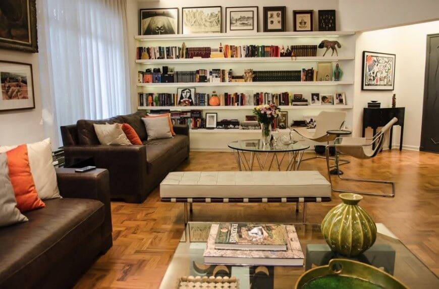 reforma de apartamento decada de 60