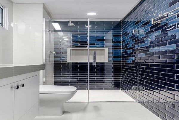 revestimento para banheiro com pastilhas