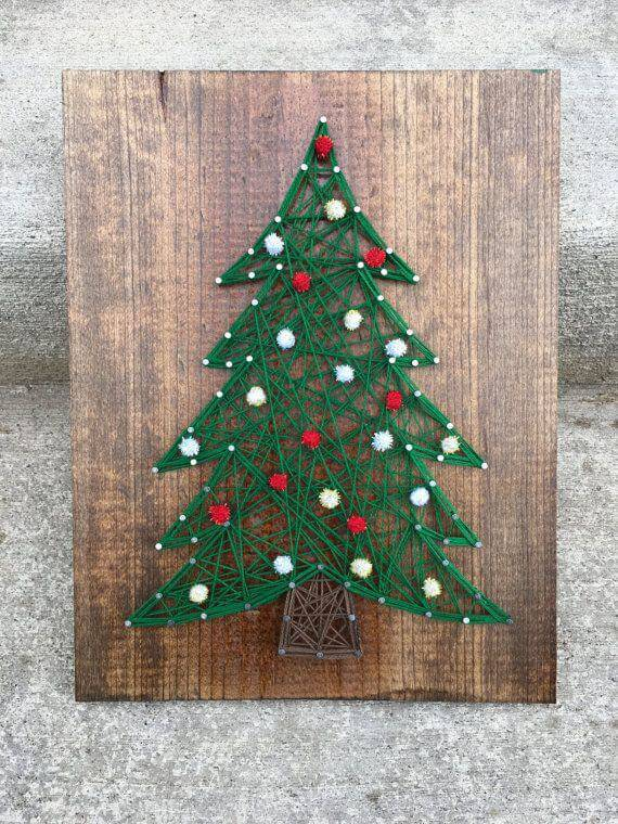 Artesanato de Natal arvore artesanal christmas