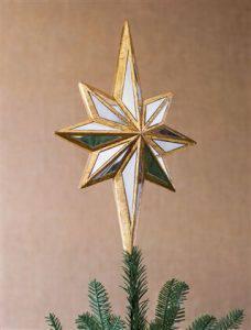 Como Enfeitar Árvore de Natal Estrela