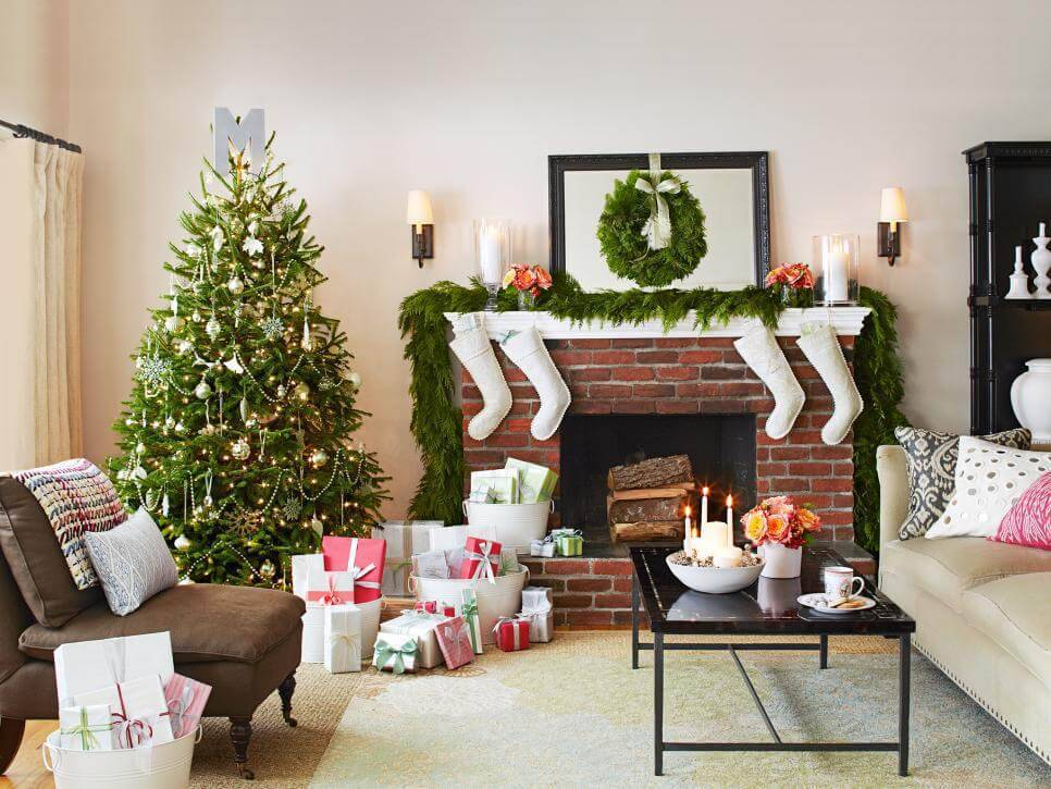 Como Enfeitar Árvore de Natal na sala