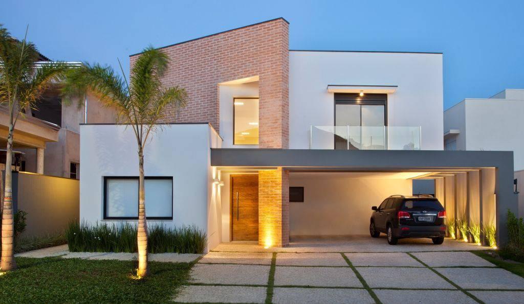 Melhores maneiras para deixar sua casa segura for Modelos de casas minimalistas pequenas
