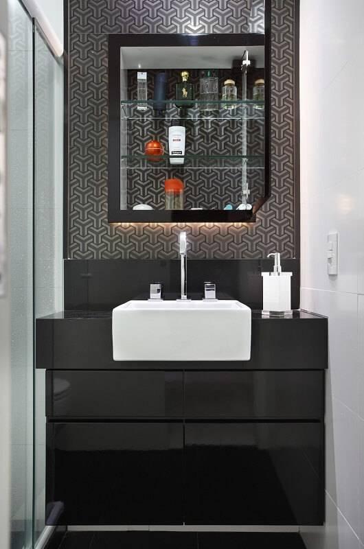 fita de led banheiro arq elaine fonseca-106258
