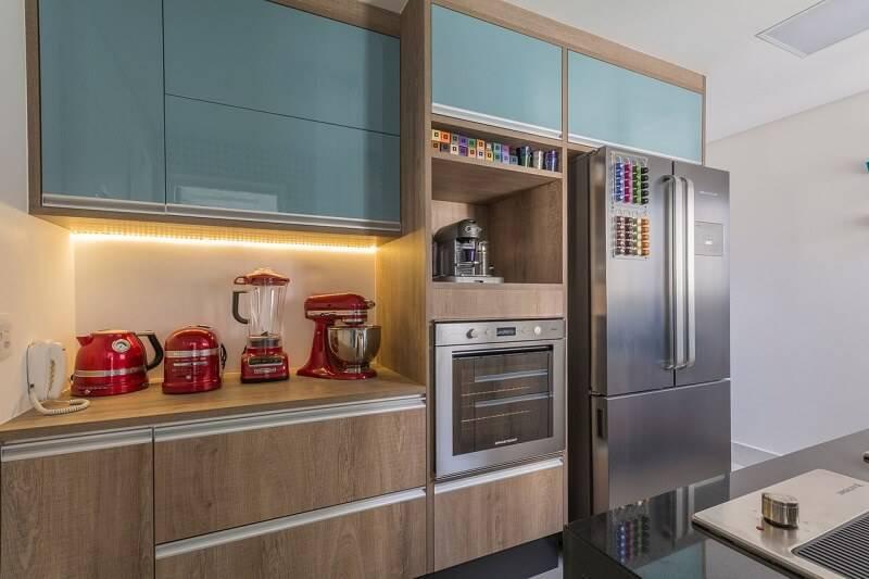 fita de led cozinha idealizzare arq-155820