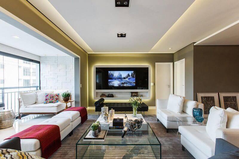 fita de led sala de estar orlane-78127