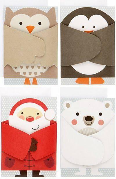lembrancinha de natal com personagens
