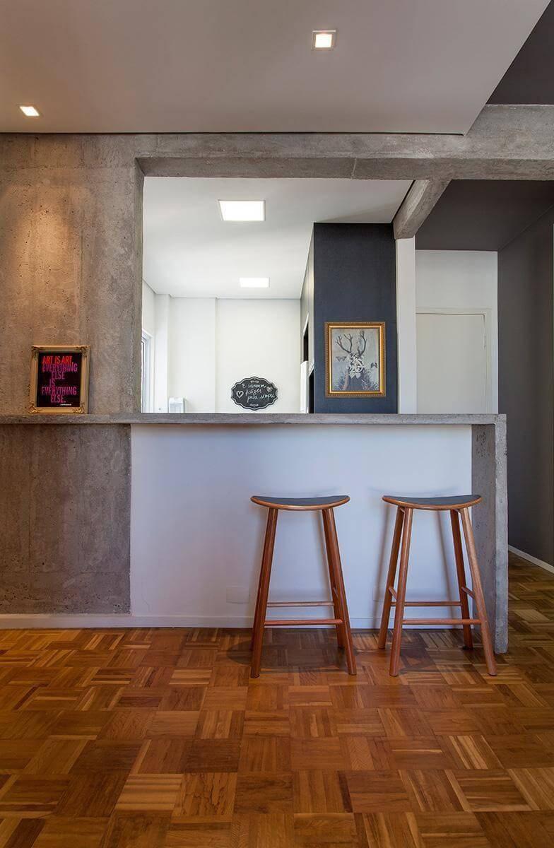 pisos para cozinha TrAquitetura 46256