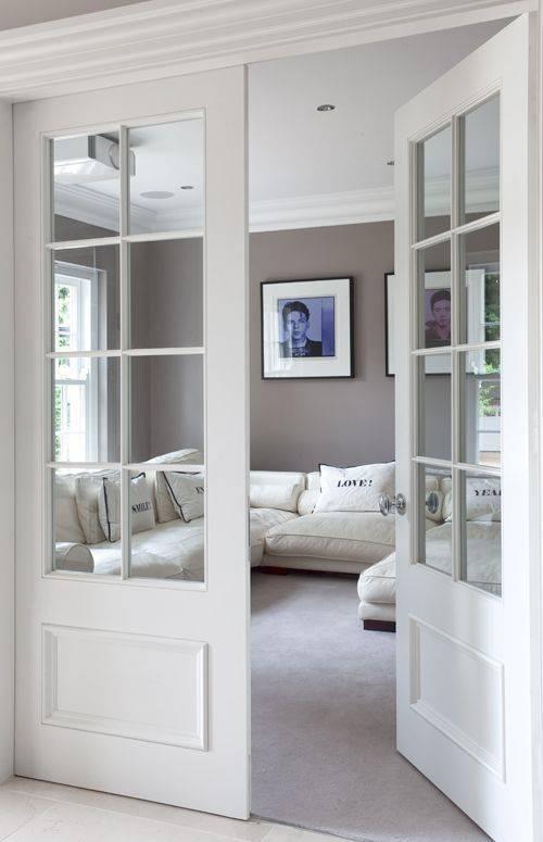 porta de vidro com madeira romantica