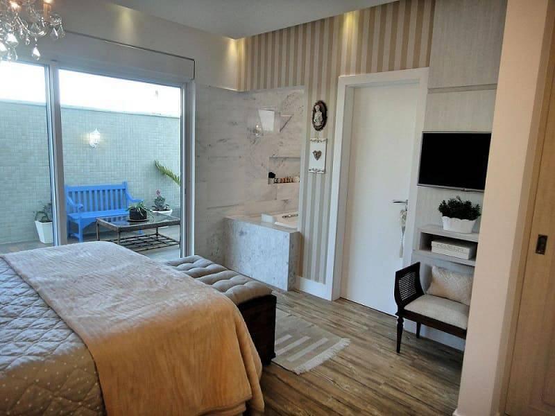 porta de vidro quarto de casal com mini varanda gabriela herde 92678