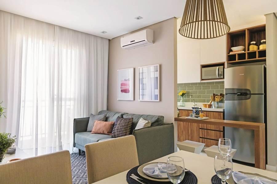 apartamento sala Fabiana Silveira e Patricia de Palma