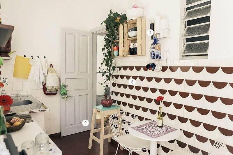 prateleira para cozinha de palete projeto casa aberta
