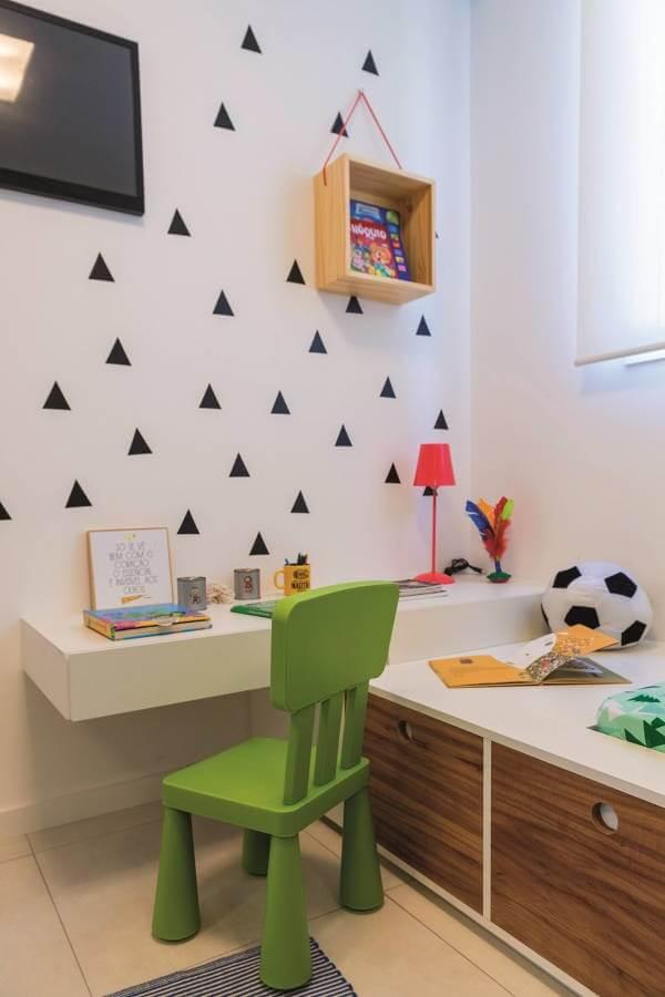 quarto infantil Fabiana Silveira e Patricia de Palma