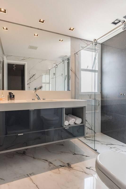 spots de led banheiro idealizzar e arq-155838