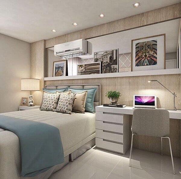 Prateleiras para quarto decora o ambiente