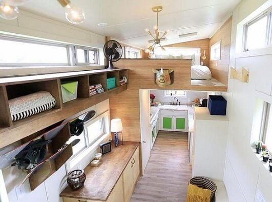 Projetos de casas pequenas com ambientes integrados1