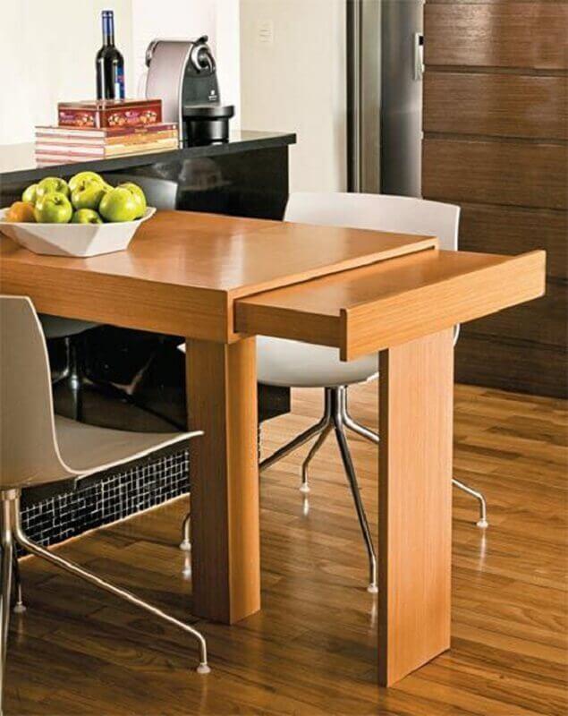mesas pequenas para salas de jantar pequenas