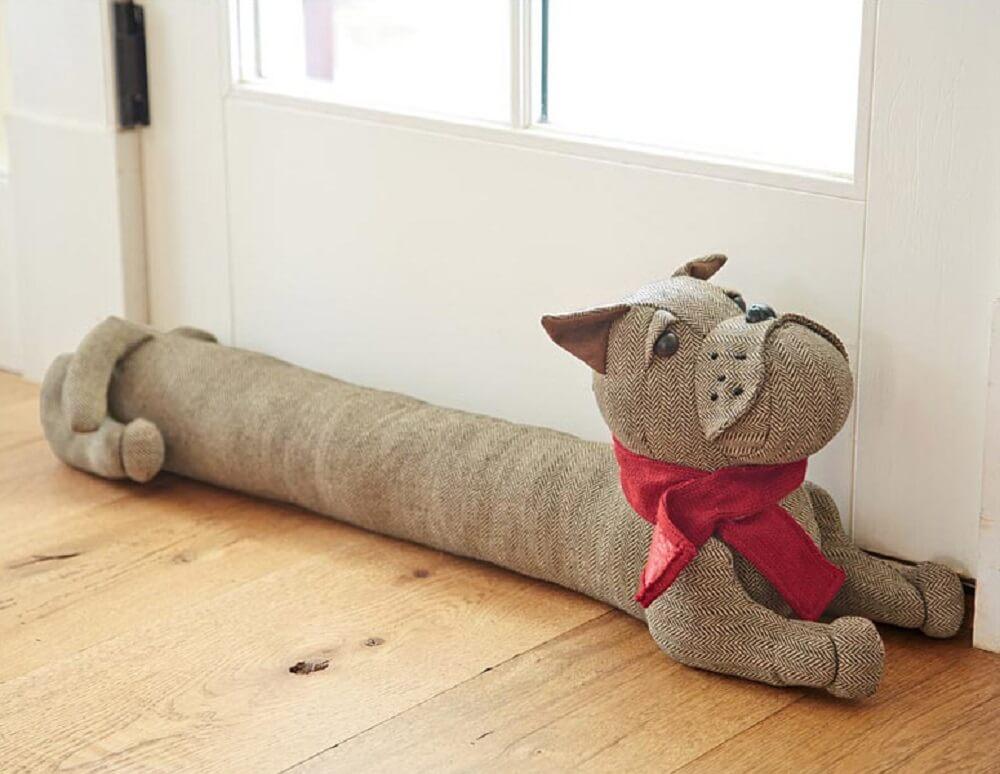 peso de porta grande de cachorro