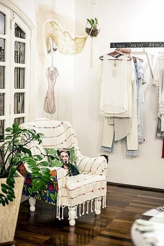 Almofadas decorativas de Frida Kahlo Projeto de Casa Aberta