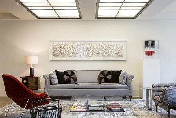 Almofadas decorativas de formatos diferentes Projeto de Patricia Martinez