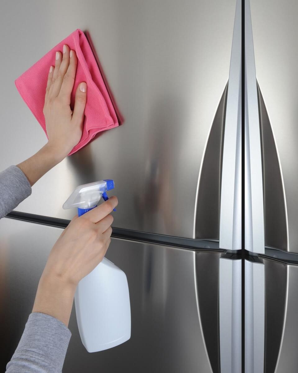 Dicas de como limpar geladeira