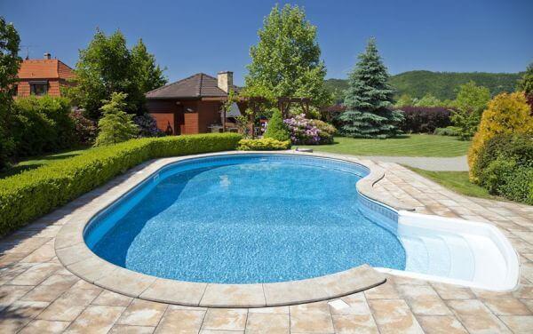 Modelos de piscinas de vinil diferenciados