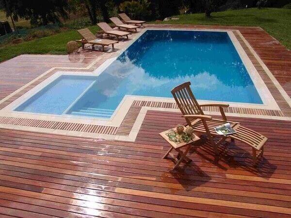 Modelos de piscinas em alvenaria casa e festa