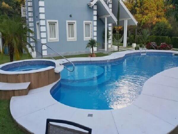 Modelos de piscinas para casas