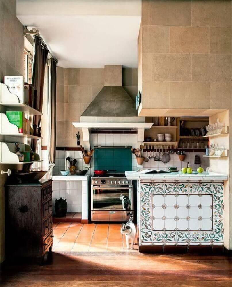 azulejo para casa de cozinha