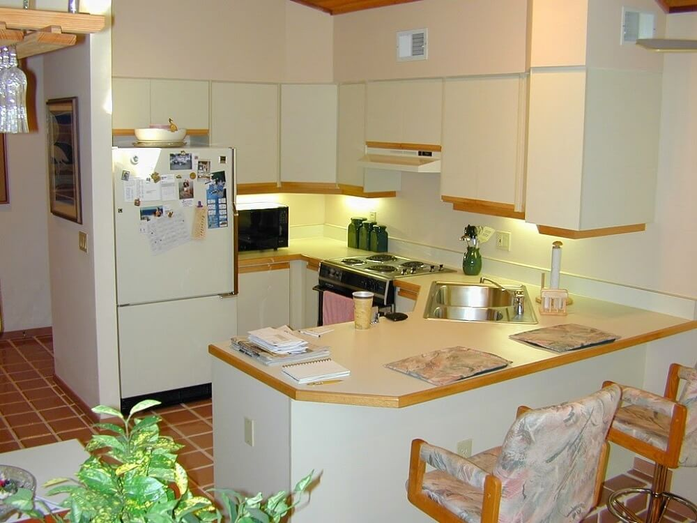 cozinha simples planejada