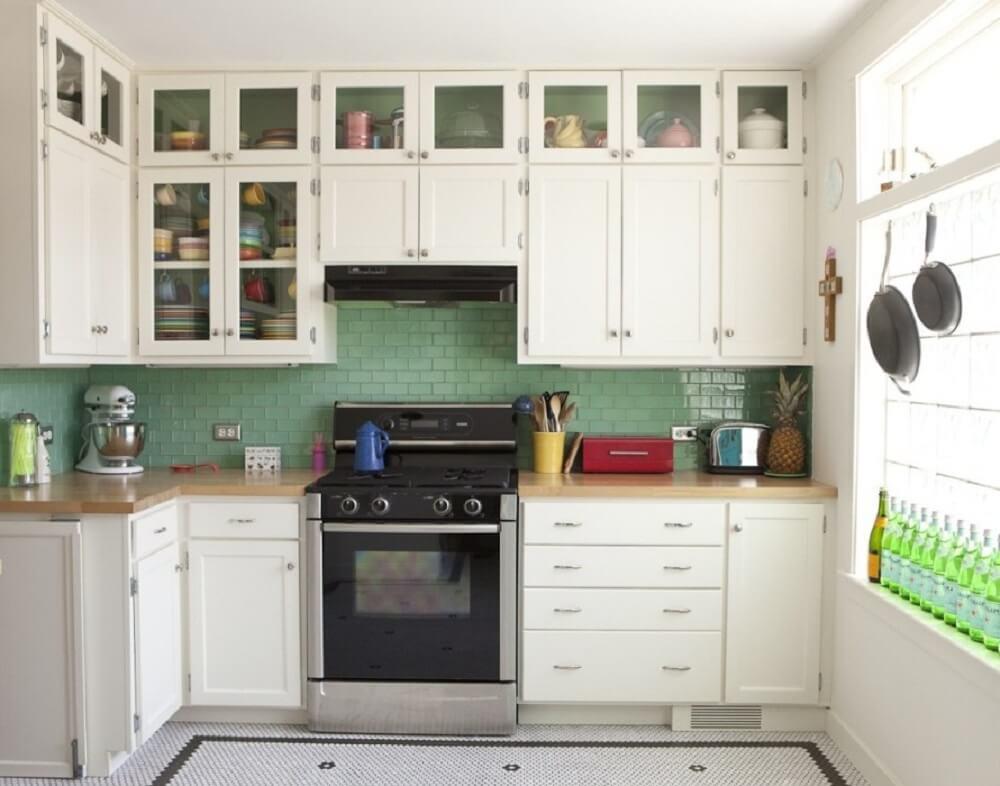 cozinhas simples e bonitas e planejadas
