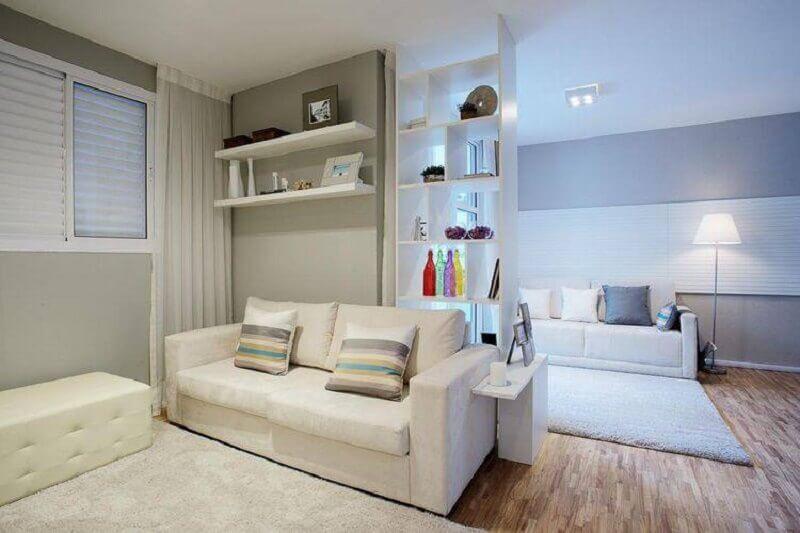 Decoração de casa clean