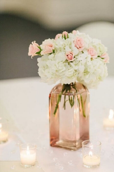 simple and inexpensive wedding decoration