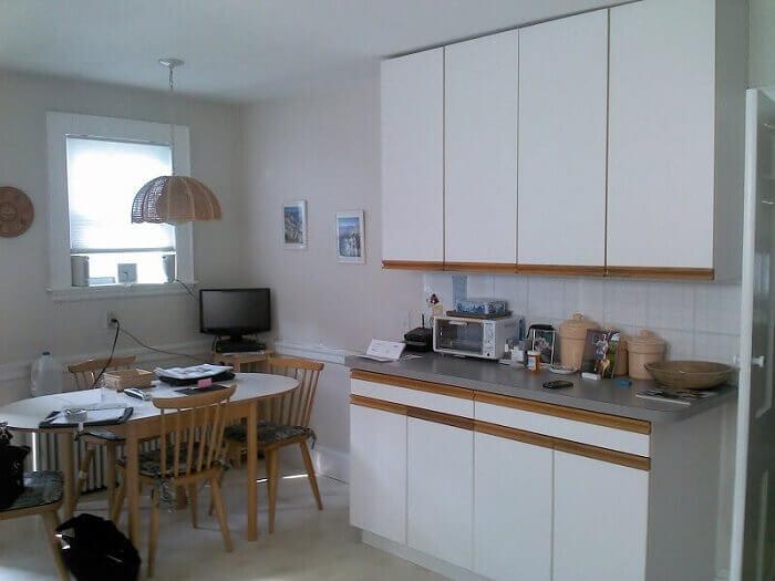 decoração de cozinha simples