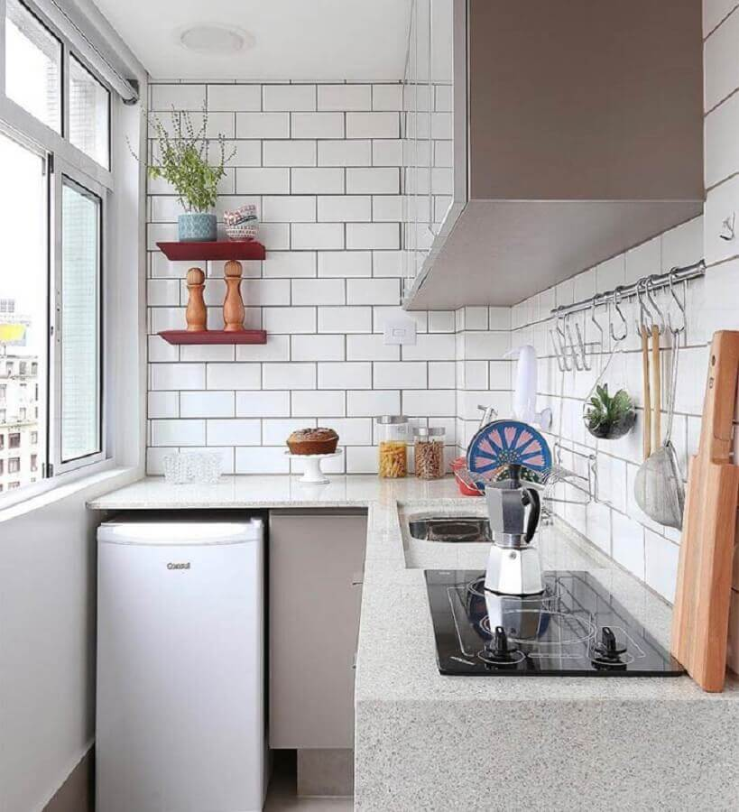 decoração de sala pequena simples Foro Home Fashion Trend