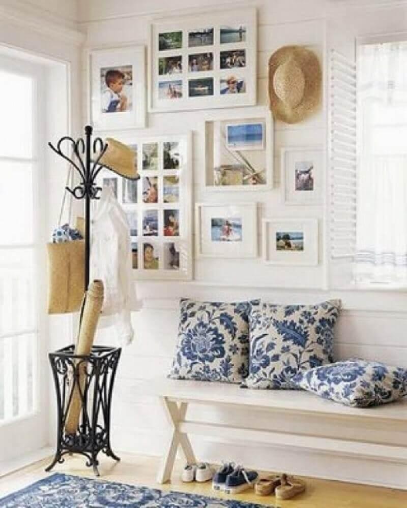 decoração de sala simples e clean